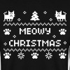 Meowy Christmas - Sweat-shirt Homme