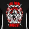 August - All men are created equal - EN - Männer Pullover