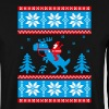 Jurassic ugly christmas - Genser for menn