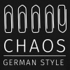 Chaos German Style - Männer Pullover