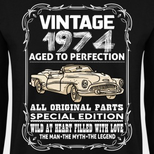 VINTAGE 1974-AGED TO PERFECTION