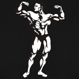 Oldschool Bodybuilding GOLIATH WEAR - Genser for menn