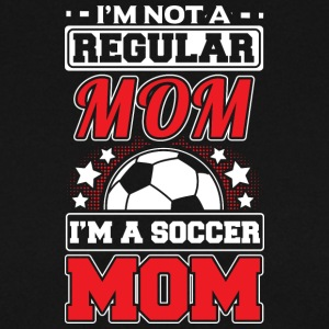 NOT A REGULAR MOM - SOCCER MOM - Men's Sweatshirt