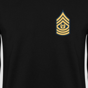 US Army Command Sergeant Major - Mannen sweater