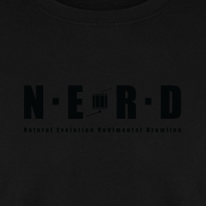 NERD BLACK - Sweat-shirt Homme