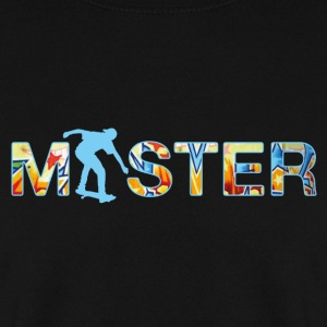 Mister Skater - Men's Sweatshirt