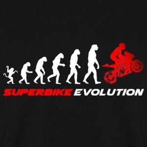 Superbike Evolution - Men's Sweatshirt