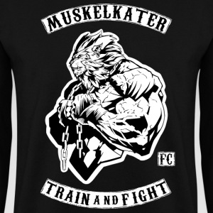 Sårhet Fight Club - Tog og kjempe - Genser for menn