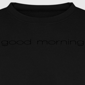 god morgen - Herre sweater