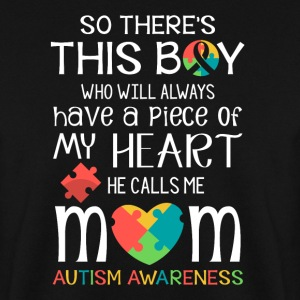 This boy piece of my heart - Autism Awareness