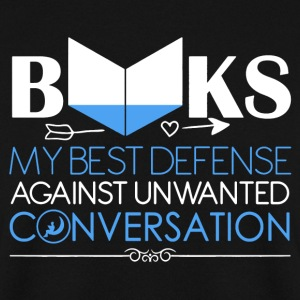 Book Lover Shirt - Men's Sweatshirt