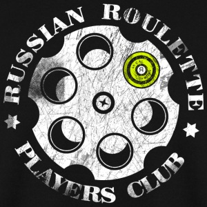 Russian Roulette Players Club - Männer Pullover
