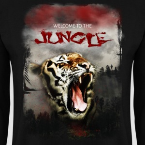 Welcome to the jungle - Men's Sweatshirt