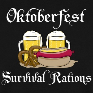 Oktoberfest Survival Rations - Men's Sweatshirt