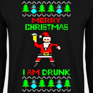I am Drunk Ugly Christmas Sweater