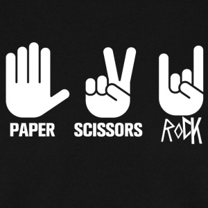 Rock Paper Scissors - Felpa da uomo
