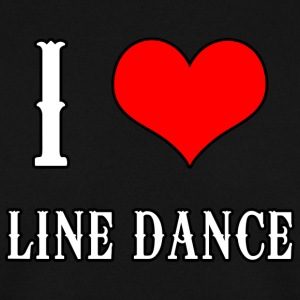 Line Dance Shirt - Linedance Country Musik Love - Männer Pullover