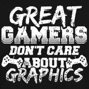 Funny Gamer Gaming Shirt Great Gamers - Men's Sweatshirt