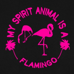 Flamingo Mijn Geest Animal - Mannen sweater