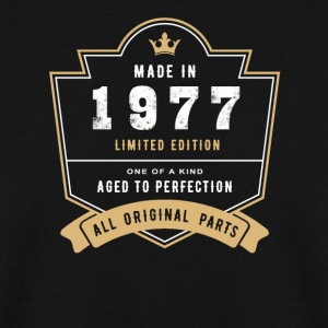 Made In 1977 Limited Edition All Original Parts - Men's Sweatshirt