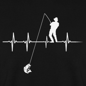 Heartbeat Angler - Mannen sweater