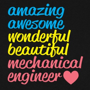 AMAZING AWESOME mechanical engineer - Men's Sweatshirt