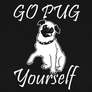 Go Pug yourself - Männer Pullover