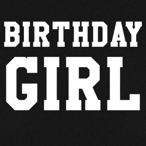 birthday girl - Männer Pullover