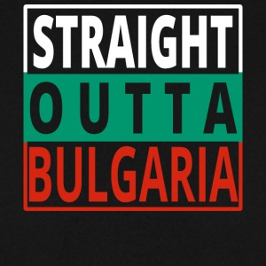 Straight Outta Bulgarie - Sweat-shirt Homme