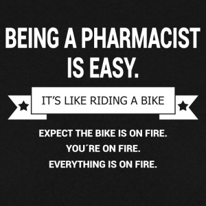 BEING A PHARMACIST - Men's Sweatshirt