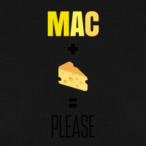 Mac and Cheese Please - Männer Pullover