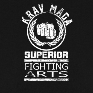 Superior Fighting Arts Krav Maga Self Defense Tee - Männer Pullover