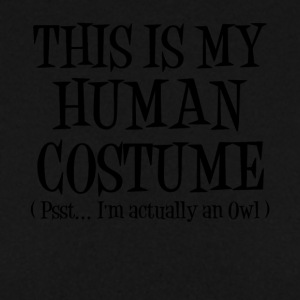 Chouette Costume humain - Chouette Halloween Costume - Sweat-shirt Homme