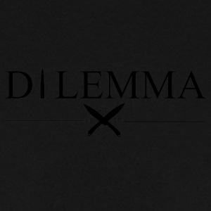 dilemma - Mannen sweater