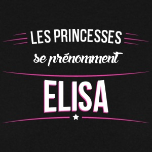 Les Princesses se prenomment Gaelle - Sweat-shirt Homme