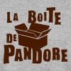 boite pandore expression - Sweat-shirt Homme
