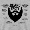 Beard Facts (black) - Männer Pullover