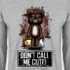 Teddy - Don't Call Me Cute (Color) - Männer Pullover