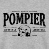 Pompier - Sweat-shirt Homme