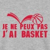 je ne peux pas jai basket basketball - Sweat-shirt Homme