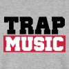 TRAP MUSIC - BASS PARTY - Bluza męska