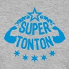 super tonton bras muscle stars1 - Sweat-shirt Homme