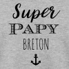 Super Papy Breton - Sweat-shirt Homme