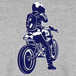 motorcycle - Men's Sweatshirt