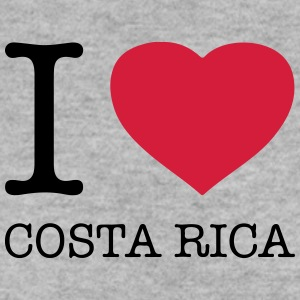 j'aime Costa Rica - Sweat-shirt Homme
