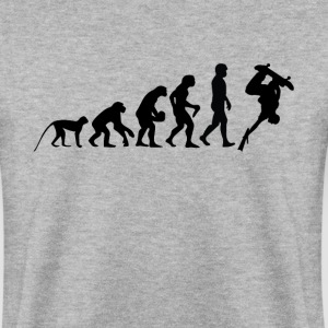 Evolution SKATER - Men's Sweatshirt