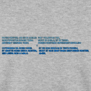 Lord's prayer - Men's Sweatshirt