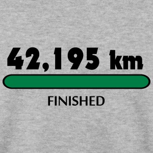 Marathon Finisher - Men's Sweatshirt