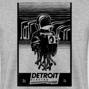 Detroit Electro - Mannen sweater