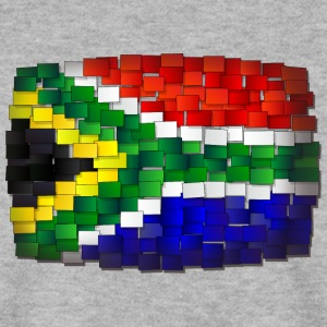 flag Sydafrika - Herre sweater